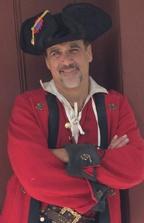 Pirate Capt'n Jimbo