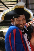 Pirate Captain Scrappy